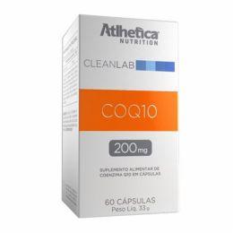 CleanLab COQ10 200mg (60 Caps)