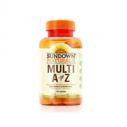MULTI A-Z MULTIVITAMÍNICO - SUNDOWN
